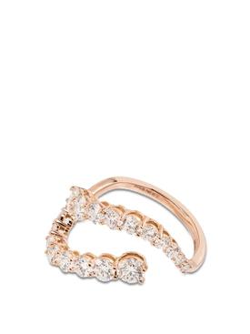 Rose Gold Aria Skye Ring
