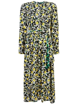 Wildflower Midi Dress