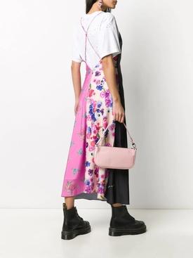 Floral Panel Slip Dress