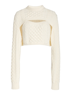 Thousand in One Ways Sweater IVORY
