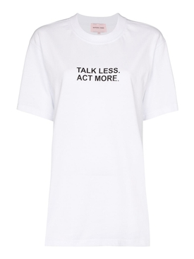 Talk Less Act More T-shirt