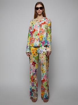 Floral pajama pant