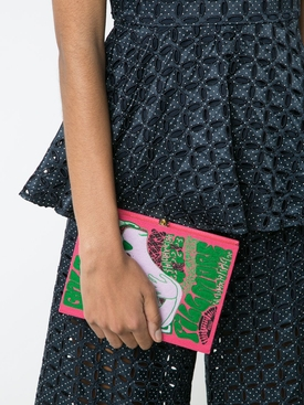 Gola Sete book cover wool clutch