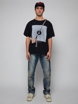 Falling for you graphic t-shirt black