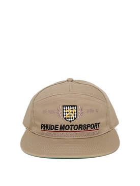 MOTORSPORT CAP HAT KHAKI