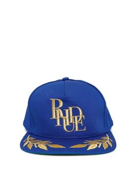 Podium Hat Blue