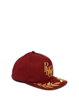 PODIUM CAP HAT MAROON