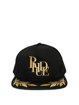 Podium Hat Black