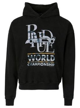 WORLD CHAMPION HOODIE BLACK