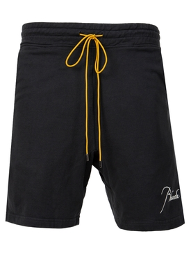 Terry Shorts Black