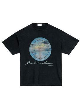 Sunset T-shirt Black