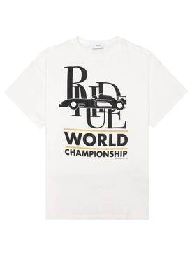 WORLD CHAMPION TEE WHITE