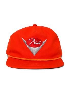 CLASSIC LOGO CAP, ORANGE