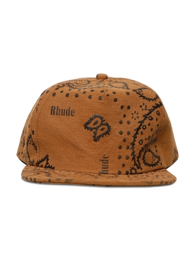 RHEPURPOSED HAT, TAN