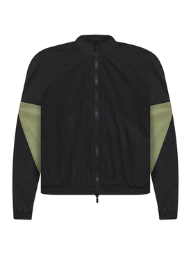 YACHTING JACKET, BLACK