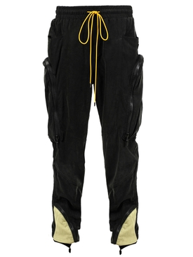 YACHTING PANT, BLACK