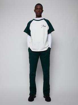 SAN PIETRO LOUNGE PANTS, EMERALD GREEN