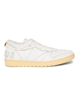 RHECESS LOW-TOP SNEAKER, WHITE