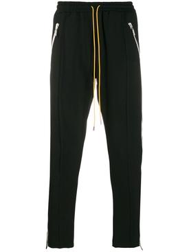 Black Traxedo Trousers