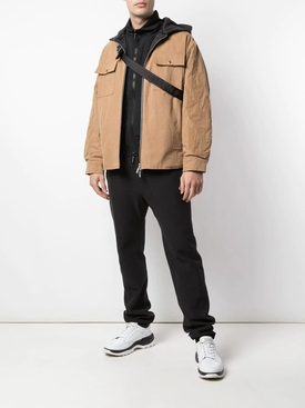 Beige Worker Jacket