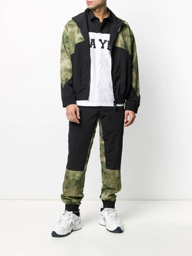 Camouflage Flight Jacket