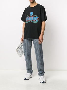 Don't Mess With Rhude Logo T-shirt