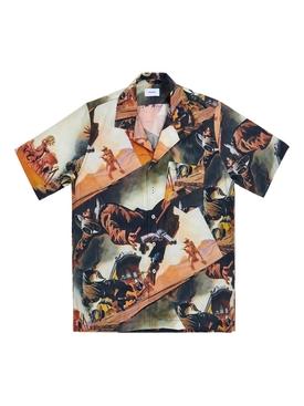 Multicolored Gun-slinger T-shirt