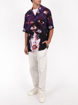 Hawaiian eyes shirt