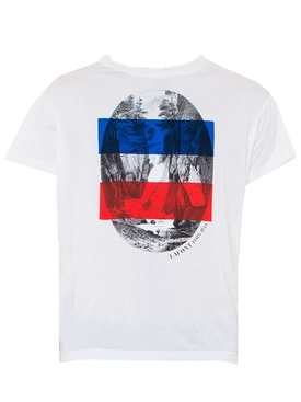 White Riviere T-shirt