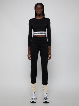 Street Life Sneakers WHITE BLACK