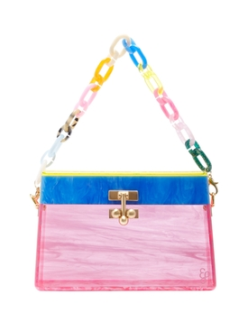 Edie Parker - Miss Mini Rainbow Clutch - Women