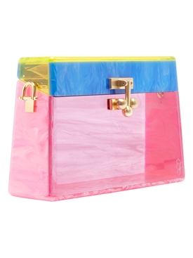 Miss Mini Rainbow clutch