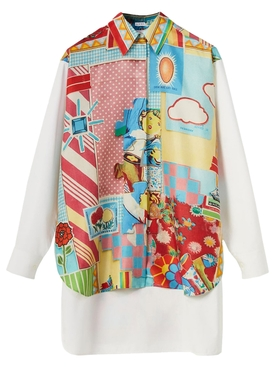 Doll House Graphic Shirt