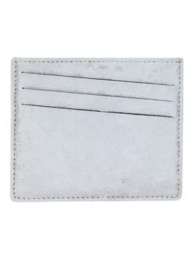 Stitch detail cardholder