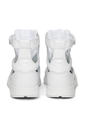 X Reebok T2 Classic Gladiator High-top Sneaker White