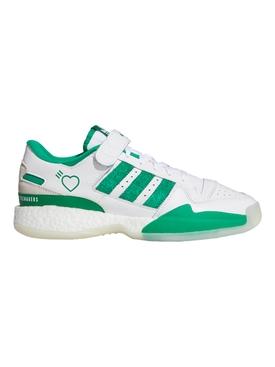 X HUMAN MADE Forum Sneaker, Green