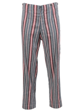 Striped Multicolored Pants