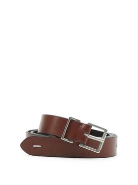 Buckle Belt Bruciato Brown