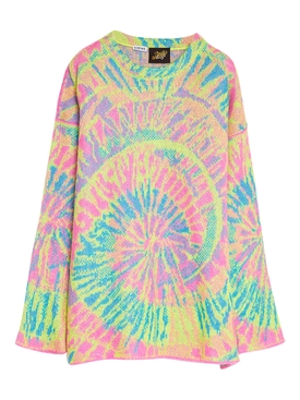 Paula's Ibiza Tie Dye Sweater