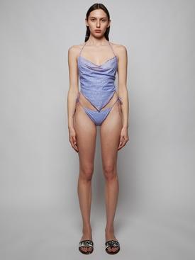 Shine bandana bikini set