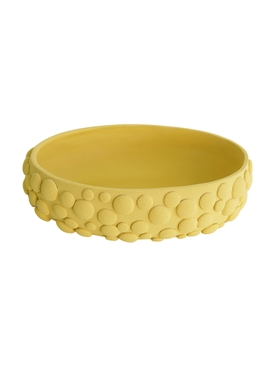 Yellow Bobble Bowl Shape 2
