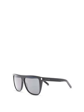 New Wave Sunglasses Black