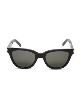 Classic SL 51 Soft Cat eye Sunglasses Black