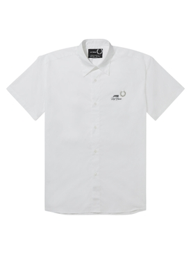 Fred Perry X Raf Simons - X Raf Simons Woven Shirt - Men