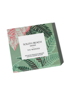 Miami Beach Scented Ceramic Diffuser