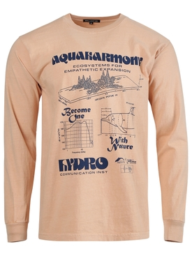 AQUAHARMONY LONG SLEEVE T-SHIRT