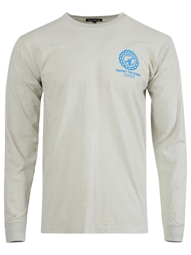 PROTECT THE SOURCE LONG SLEEVE T-SHIRT