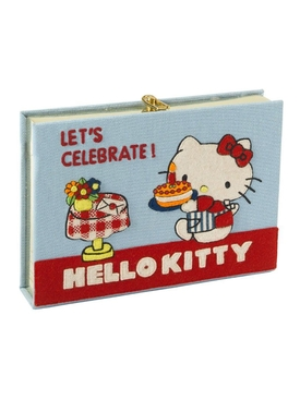 Hello Kitty Book Clutch