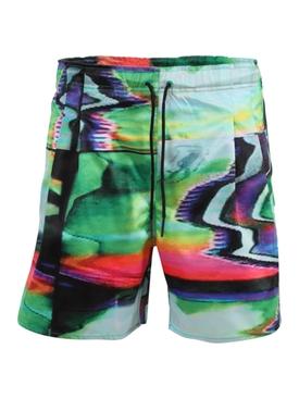 Drawstring sport shorts SCRAMBLE