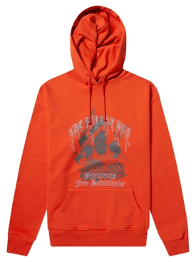 The Pirate Bay Hoodie RED